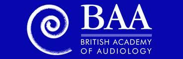 british academy of audiology logo